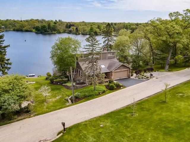 215 W Lake Shore Drive, Tower Lakes, IL 60010 (MLS #10726582) :: Ani Real Estate