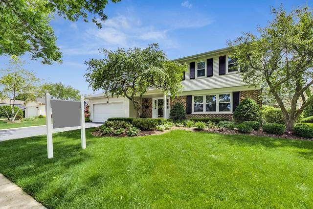 1525 W Canterbury Court, Arlington Heights, IL 60004 (MLS #10726610) :: Property Consultants Realty