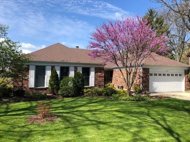 2036 Dorset Drive, Wheaton, IL 60189 (MLS #10726613) :: Property Consultants Realty