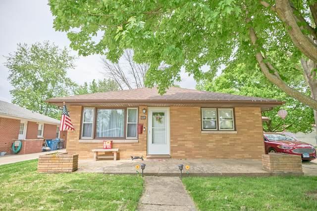 109 E Diller Street, Pontiac, IL 61764 (MLS #10726615) :: Century 21 Affiliated