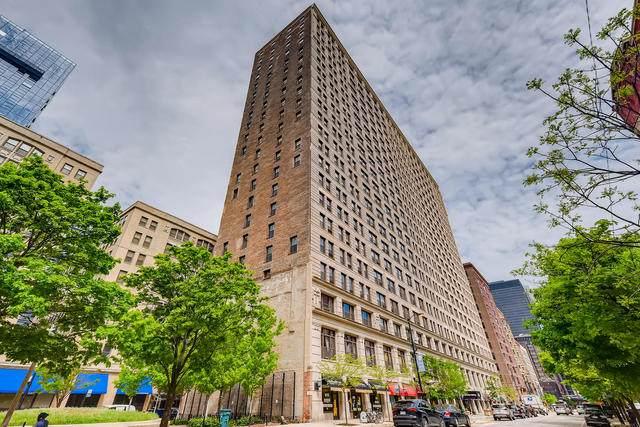 600 S Dearborn Street #207, Chicago, IL 60605 (MLS #10726636) :: Ryan Dallas Real Estate