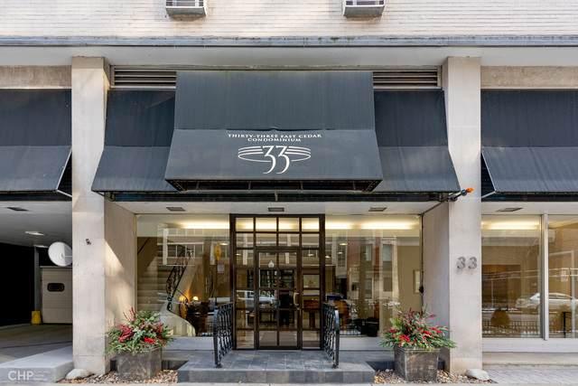 33 E Cedar Street 5H, Chicago, IL 60611 (MLS #10726647) :: Touchstone Group