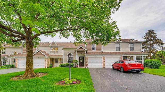 81 Marion Lane, Streamwood, IL 60107 (MLS #10726668) :: Property Consultants Realty