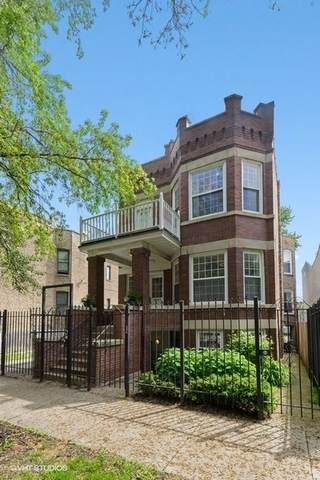 1851 N Whipple Street #2, Chicago, IL 60647 (MLS #10726696) :: Property Consultants Realty