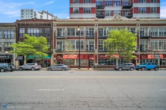 1631 S Michigan Avenue #501, Chicago, IL 60616 (MLS #10726756) :: Touchstone Group