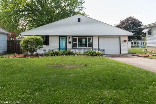 321 Morris Street, Joliet, IL 60436 (MLS #10726776) :: Littlefield Group