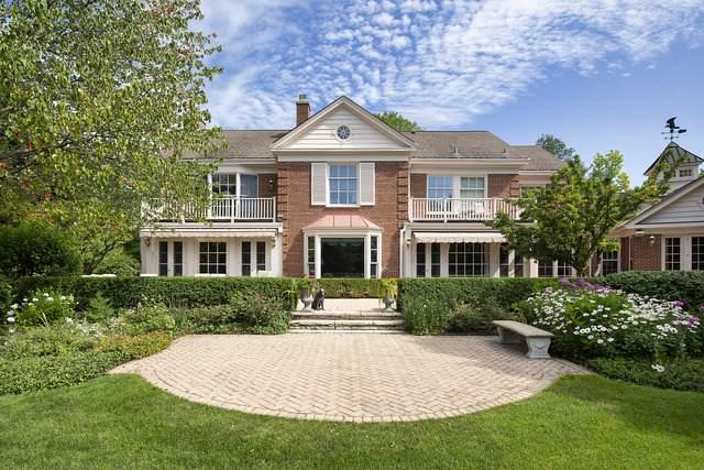77 Fox Lane, Winnetka, IL 60093 (MLS #10726788) :: Property Consultants Realty