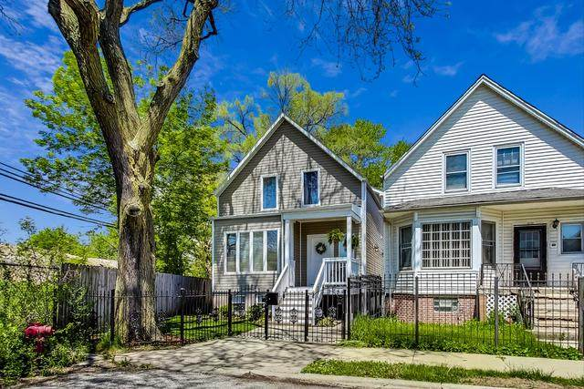 3734 W Concord Place, Chicago, IL 60647 (MLS #10726802) :: Touchstone Group