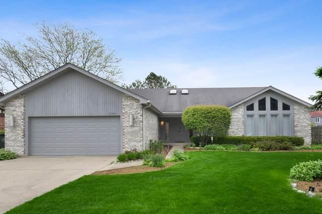 2301 Phillips Drive, Glenview, IL 60026 (MLS #10726829) :: Helen Oliveri Real Estate