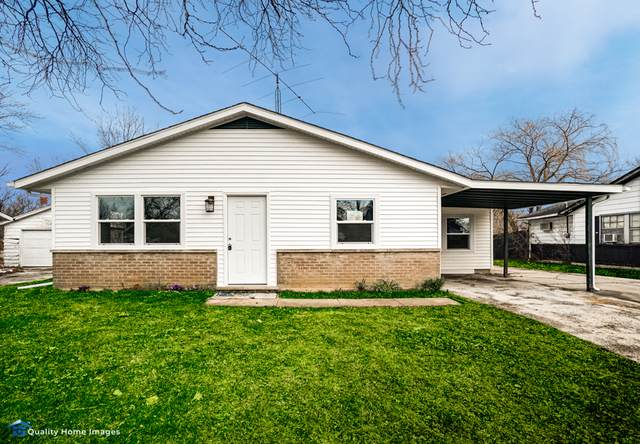 555 Brookline Street, Chicago Heights, IL 60411 (MLS #10726833) :: Century 21 Affiliated