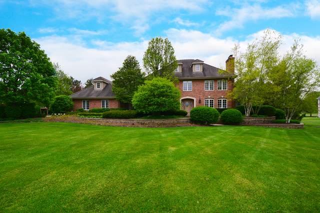 203 Peregrine Lane, Hawthorn Woods, IL 60047 (MLS #10726834) :: Helen Oliveri Real Estate