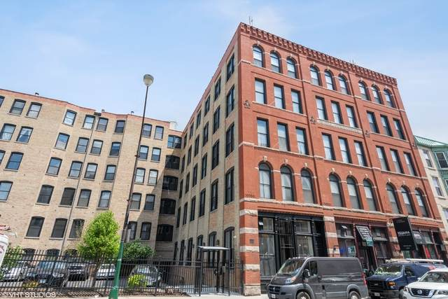 525 N Halsted Street #306, Chicago, IL 60642 (MLS #10726839) :: Touchstone Group