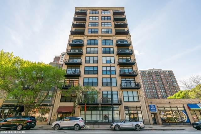 1516 S Wabash Avenue #603, Chicago, IL 60605 (MLS #10726840) :: Touchstone Group