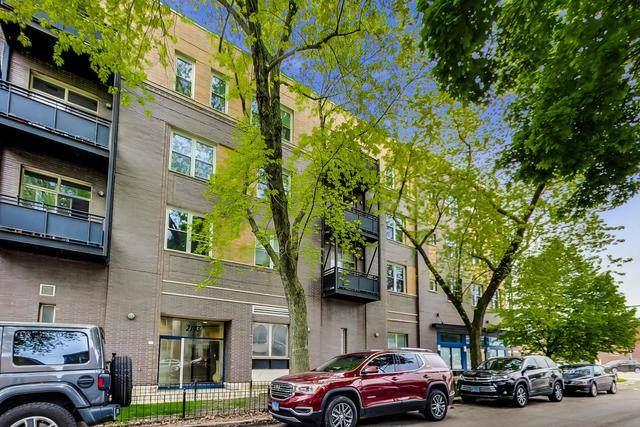 2143 W Wellington Avenue #308, Chicago, IL 60618 (MLS #10726845) :: Touchstone Group