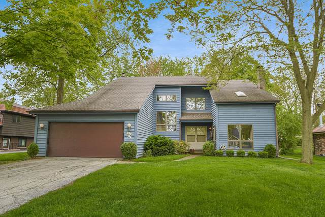 18141 Rockwell Avenue, Homewood, IL 60430 (MLS #10726851) :: The Wexler Group at Keller Williams Preferred Realty