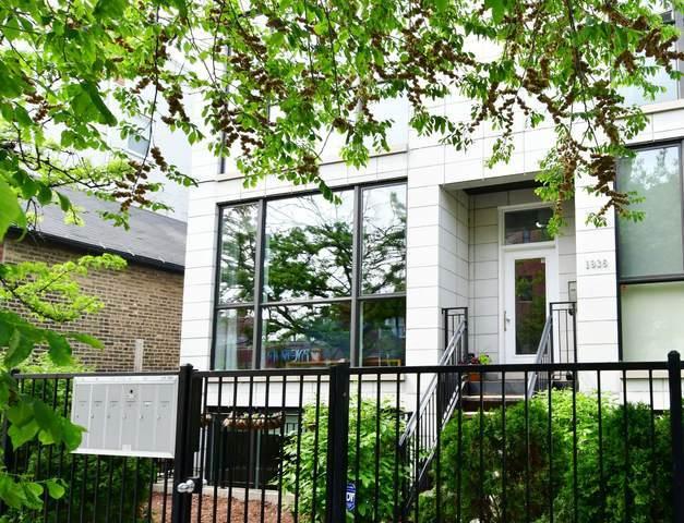 1936 W Armitage Avenue 1W, Chicago, IL 60622 (MLS #10726853) :: Touchstone Group