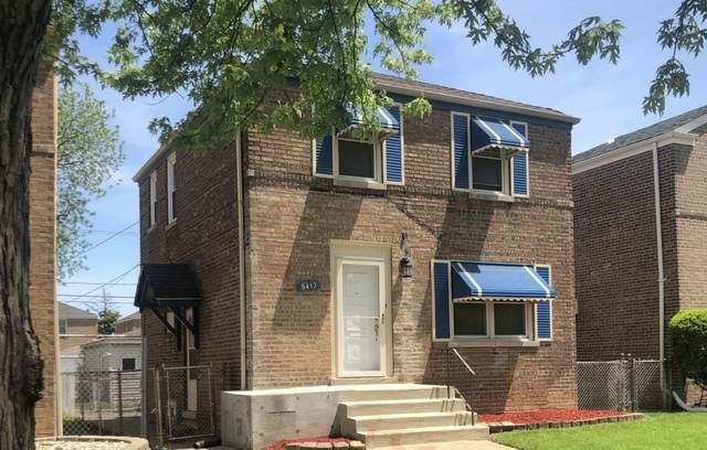 9417 S Peoria Street, Chicago, IL 60620 (MLS #10726861) :: Lewke Partners