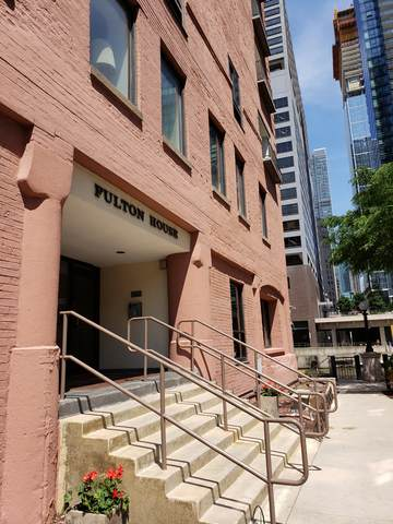 345 N Canal Street #1404, Chicago, IL 60606 (MLS #10726879) :: Touchstone Group