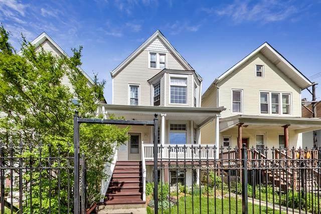 1717 N Monticello Avenue, Chicago, IL 60647 (MLS #10726896) :: Touchstone Group