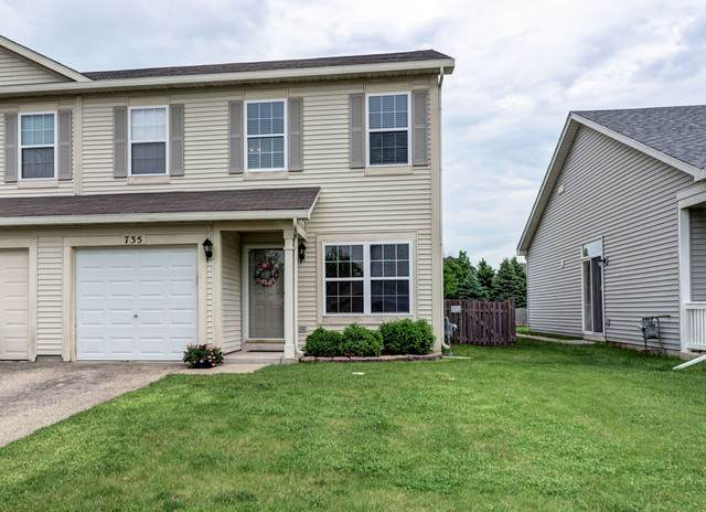 735 Zachary Drive, Romeoville, IL 60446 (MLS #10726898) :: Angela Walker Homes Real Estate Group
