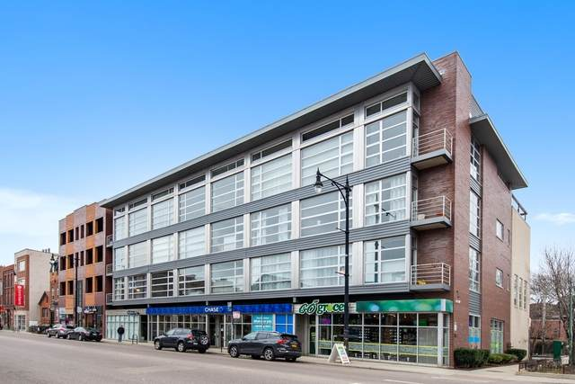 1849 W North Avenue #10, Chicago, IL 60622 (MLS #10726912) :: Property Consultants Realty