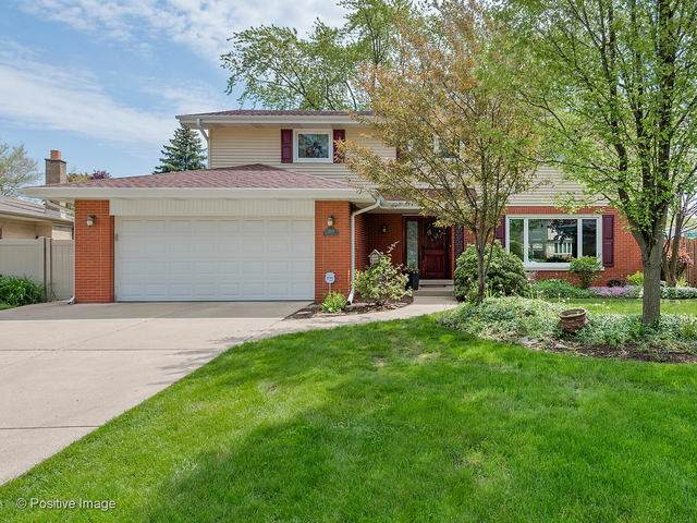 2451 Nelson Square, Westchester, IL 60154 (MLS #10726959) :: Angela Walker Homes Real Estate Group