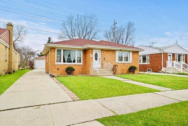 1106 Westchester Boulevard, Westchester, IL 60154 (MLS #10726962) :: Angela Walker Homes Real Estate Group