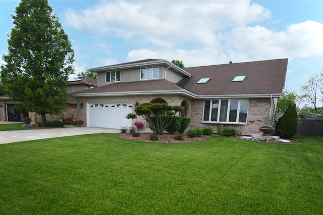 13616 S Shannon Drive, Homer Glen, IL 60491 (MLS #10726963) :: The Wexler Group at Keller Williams Preferred Realty