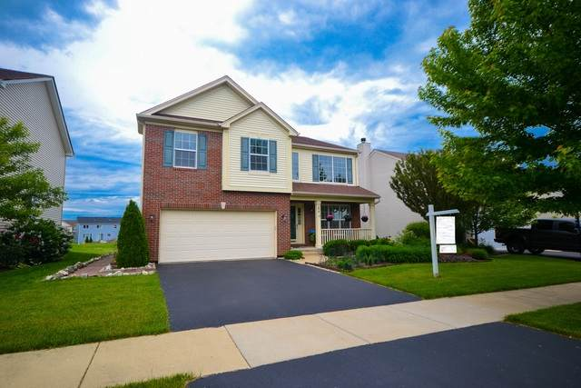 184 Holmes Place, Montgomery, IL 60538 (MLS #10726970) :: The Spaniak Team