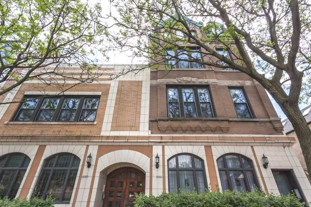 2129 W Webster Avenue B2, Chicago, IL 60647 (MLS #10727010) :: Touchstone Group