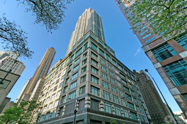 100 E Huron Street #1802, Chicago, IL 60611 (MLS #10727012) :: Touchstone Group