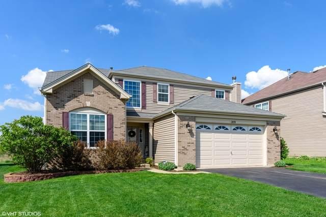 189 Bloomfield Drive, Woodstock, IL 60098 (MLS #10727161) :: Touchstone Group
