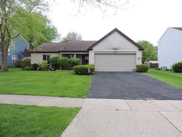 1935 College Green Drive, Elgin, IL 60123 (MLS #10727220) :: Ryan Dallas Real Estate