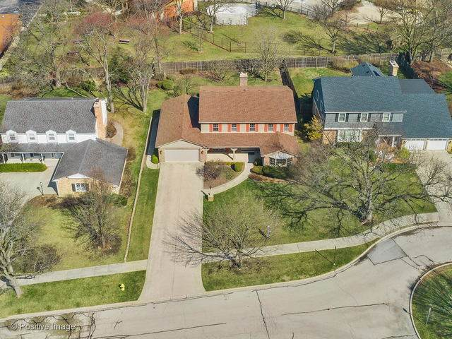 8 Hamill Lane, Clarendon Hills, IL 60514 (MLS #10727271) :: Property Consultants Realty