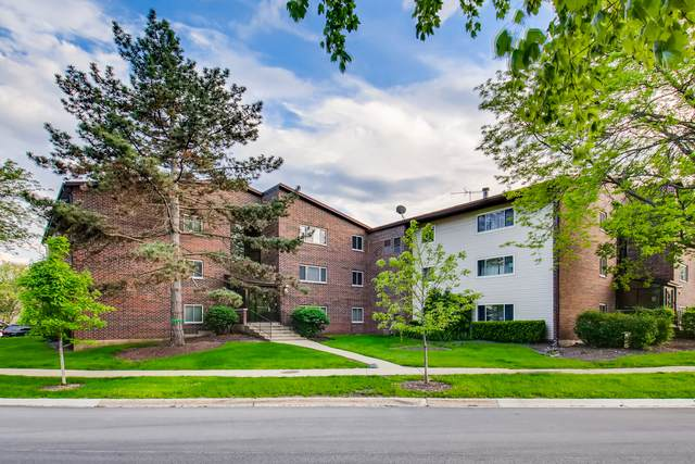 630 Perrie Drive #201, Elk Grove Village, IL 60007 (MLS #10727309) :: Suburban Life Realty