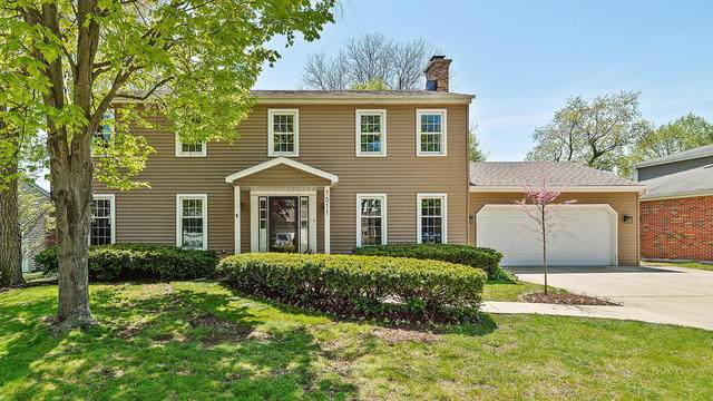 1511 Arrow Wood Lane, Downers Grove, IL 60515 (MLS #10727323) :: The Wexler Group at Keller Williams Preferred Realty