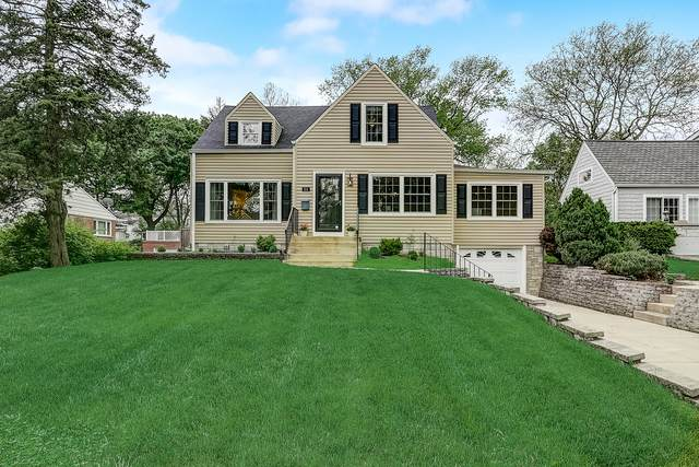 264 Spring Avenue, Glen Ellyn, IL 60137 (MLS #10727350) :: The Wexler Group at Keller Williams Preferred Realty