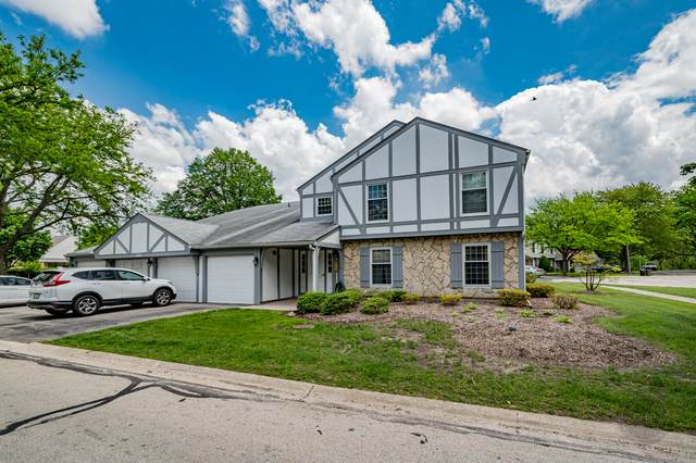 2110 Lancaster Circle 102B, Naperville, IL 60565 (MLS #10727393) :: The Wexler Group at Keller Williams Preferred Realty