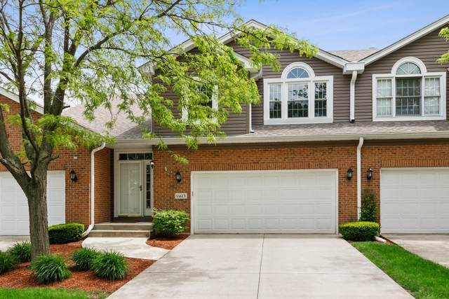 14613 Club Circle Drive, Oak Forest, IL 60452 (MLS #10727395) :: Century 21 Affiliated