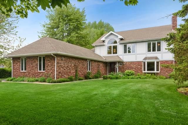 34 Steeplechase Drive, Hawthorn Woods, IL 60047 (MLS #10727397) :: Helen Oliveri Real Estate