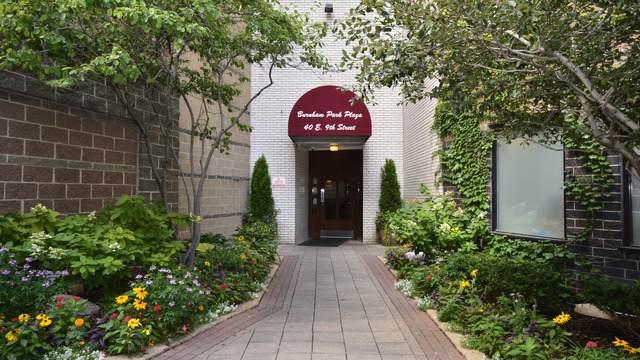 40 E 9th Street #1216, Chicago, IL 60605 (MLS #10727458) :: Ryan Dallas Real Estate