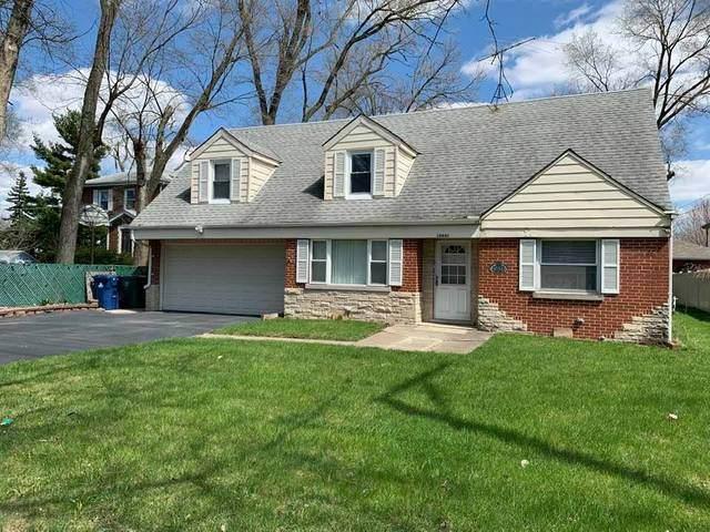 10941 Ridgeland Avenue, Chicago Ridge, IL 60415 (MLS #10727470) :: Littlefield Group