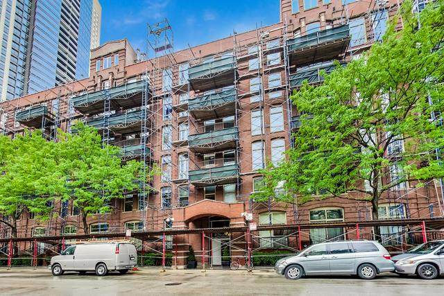 550 N Kingsbury Street #213, Chicago, IL 60654 (MLS #10727524) :: Property Consultants Realty