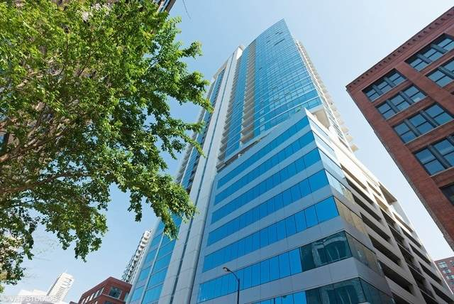 303 W Ohio Street #2502, Chicago, IL 60654 (MLS #10727613) :: Property Consultants Realty