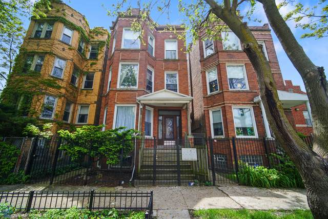 3307 W Crystal Street, Chicago, IL 60651 (MLS #10727615) :: The Wexler Group at Keller Williams Preferred Realty
