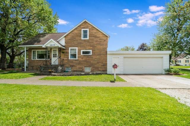 18309 Grant Street, Lansing, IL 60438 (MLS #10727632) :: Property Consultants Realty