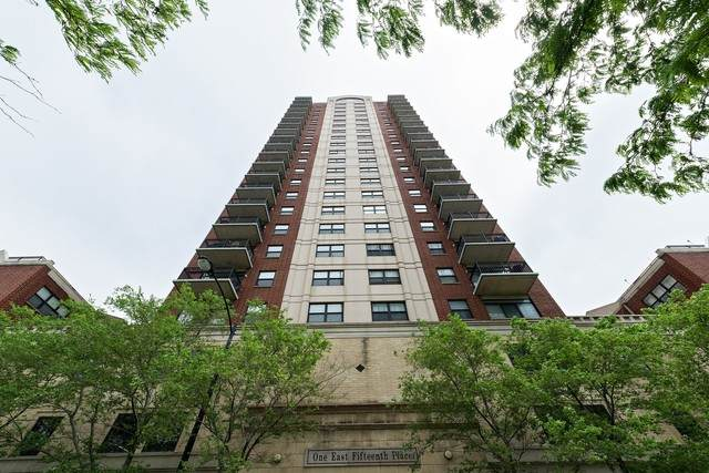 1529 S State Street Th2, Chicago, IL 60605 (MLS #10727638) :: Littlefield Group