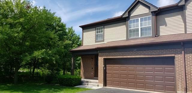 947 Old Oak Circle #947, Algonquin, IL 60102 (MLS #10727639) :: Suburban Life Realty