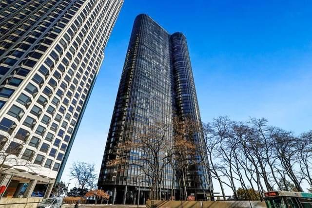 155 N Harbor Drive #1813, Chicago, IL 60601 (MLS #10727668) :: John Lyons Real Estate