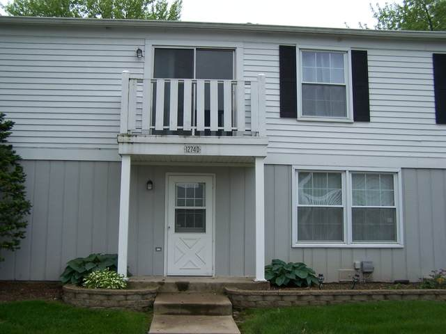 1274 Prairie Avenue D, Glendale Heights, IL 60139 (MLS #10727694) :: Littlefield Group